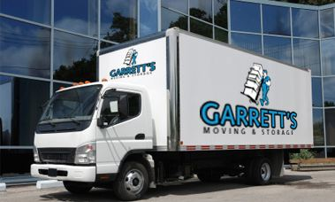 Garretts Moving Truck