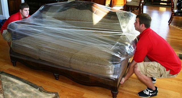 Moving A Sofa