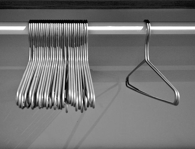 Hangers on a Hook