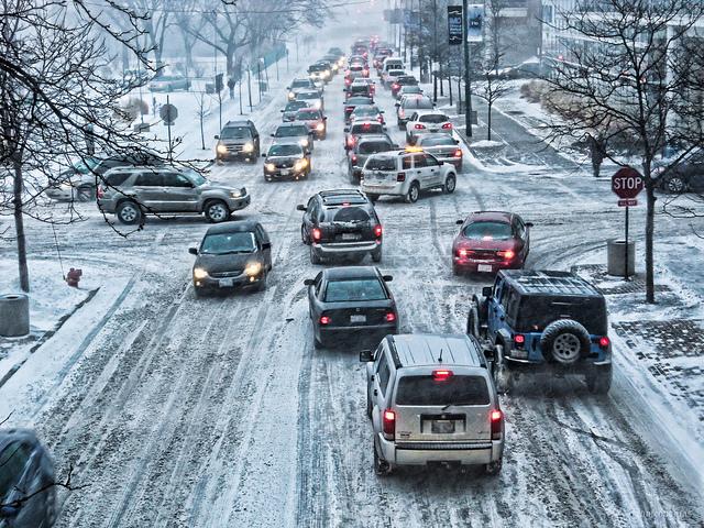 Winter Weather on Roads