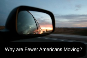 Why Are Fewer Americans Moving
