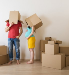 Moving While Pregnant (Blog 10)