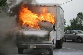 Truck on Fire (Blog 10)
