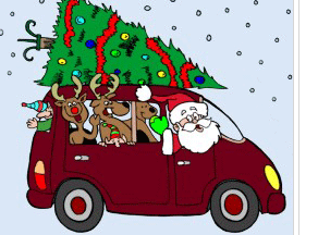 Santa Moving (Blog 12)