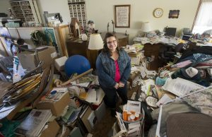 "Ceci Garrett has been helping hoarders, like this one, with Lightening the Load, a hoarding ministry in Spokane. Garrett's mother was a hoarder and they appeared on the show ""Hoarders"" on A&E. COLIN MULVANY colinm@spokesman.com"