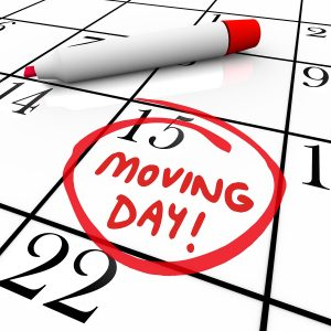 Moving Day (Blog 24)