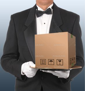 white glove delivery logistics services